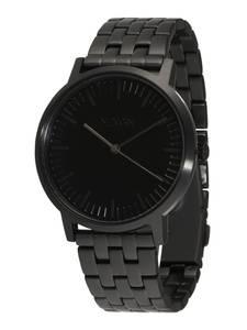 Nixon Armbanduhr Porter schwarz