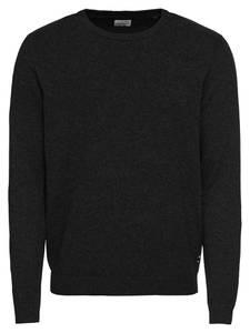 JACK & JONES Pullover schwarz