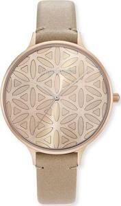 Engelsrufer Uhr ''Lebensblume, Erwa-Lifl-LBR1-LR'' beige / rosegold