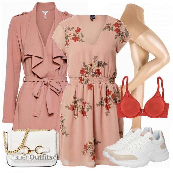 Buntes Outfit für den Frühling FrauenOutfits.de