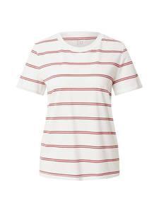 GAP T-Shirt offwhite / puder / dunkelrot