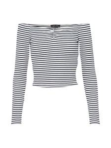NEW LOOK Shirt SWEETHEART P60 schwarz / weiß