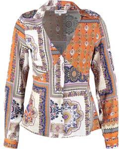 Morgan shiny blouse - Maat 38