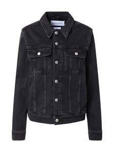 Calvin Klein Jeans Jacke black denim