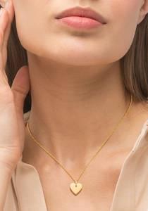 AMOR Kette ''Herz, 2026018'' gold