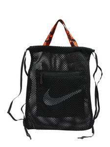 Nike Sportswear Turnbeutel Advance weiß / schwarz / orange