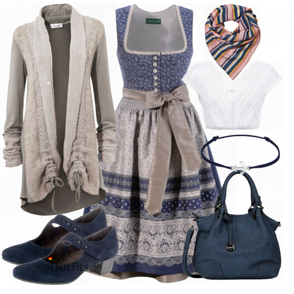 Country Line Dirndl FrauenOutfits.de