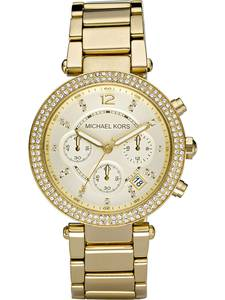 Michael Kors Uhr ''PARKER'' gold