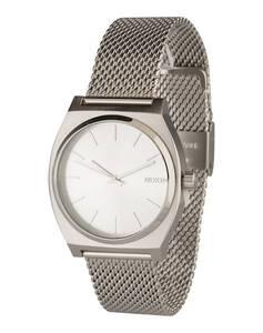 Nixon Armbanduhr ''Time Teller Milanese'' silber