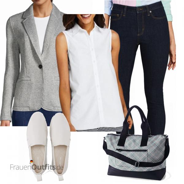 Sommer Look für modische Frauen FrauenOutfits.de