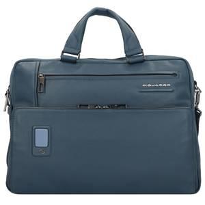 Piquadro Laptoptasche blau