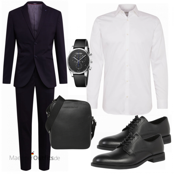 Business Look MaennerOutfits.de