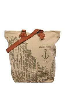 Harbour 2nd Tasche ''Annen'' oliv / braun