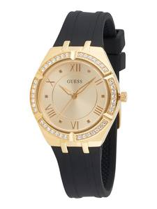 GUESS Uhr ''COSMO'' schwarz / gold