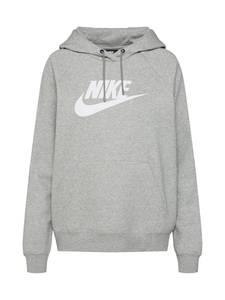 NIKE Sweatshirt ''Essntl'' weiß / graumeliert