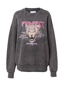 SISTERS POINT Sweatshirt ''PAMA-SW'' pink / grau