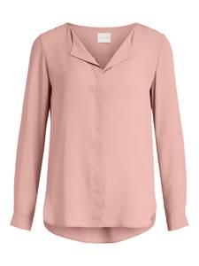 VILA Bluse rosa