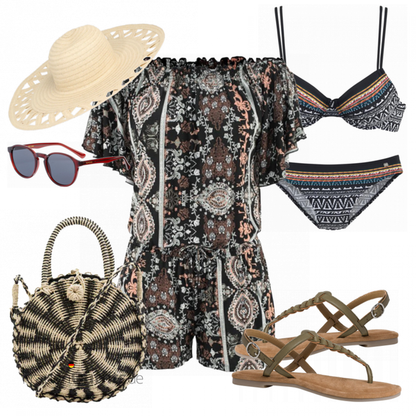 Strand Outfit FrauenOutfits.de