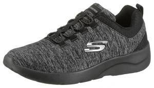 SKECHERS Sneaker Dynamight 2.0 schwarzmeliert