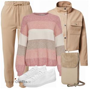 Freizeit Outfit für den Frühling FrauenOutfits.de