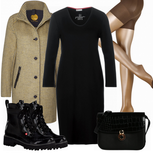 Herbstliches  Abend Outfit FrauenOutfits.ch