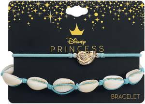 Arielle, die Meerjungfrau Muschel Armband-Set