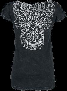 Black Premium by EMP schwarzes T-Shirt