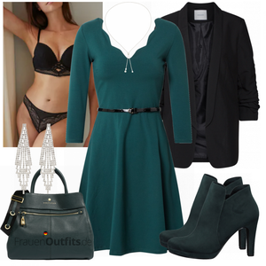 Ladies Night Outfit FrauenOutfits.de