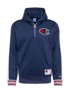 Champion Authentic Athletic Apparel Sweatshirt navy / offwhite / nachtblau / rot / grenadine