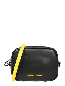 Tommy Jeans Umhängetasche schwarz / gelb
