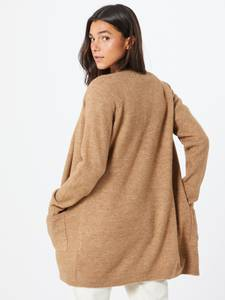 PIECES Strickjacke ''Perla'' camel