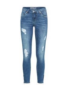 ONLY Skinny-Jeans oKENDELL REG SK ANK blue denim
