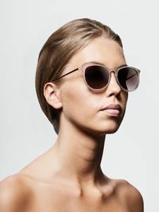 Pilgrim Sonnenbrille ''Vanille'' beige