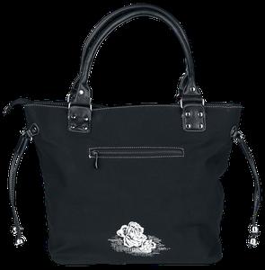 Banned Alternative Back In Black Handtasche