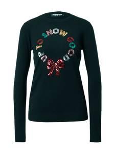 Fashion Union Pullover ''CHRISTMAS WREATH'' schwarz / mischfarben