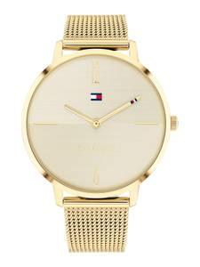TOMMY HILFIGER Armbanduhr gold