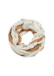 s.Oliver Loop-Schal beige
