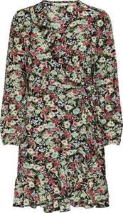 ONLY ONLCARLY LS WRAP SHORT DRESS NOOS WVN Dames Jurk - Maat 34