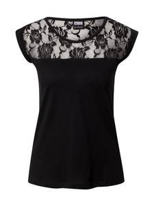 Urban Classics Shirt schwarz
