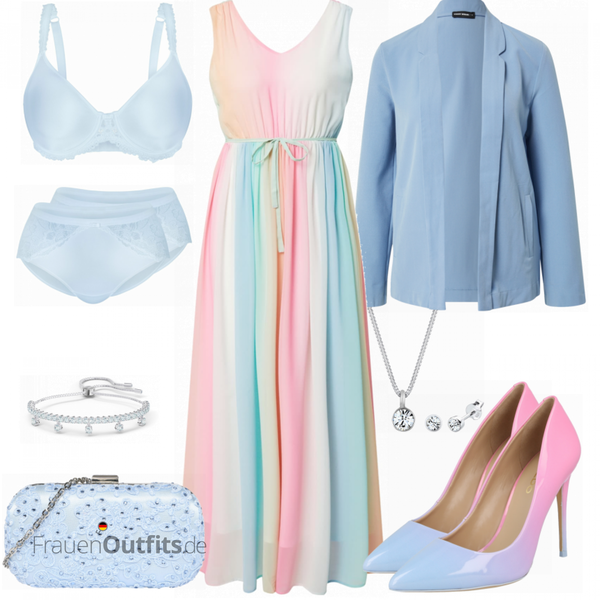Schickes Abend Outfit FrauenOutfits.de