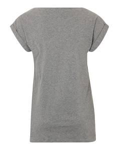 Iriedaily T-Shirt ''It Hasi'' grau / mischfarben