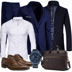Modernes Business Outfit MaennerOutfits.de