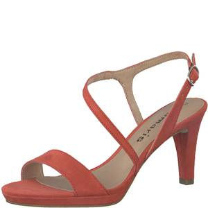 Sandale Sandal asymmetrisch