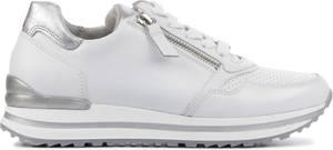 Gabor 66.528.50 Dames Sneakers - Wit - Maat 39