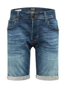 JACK & JONES Shorts blue denim