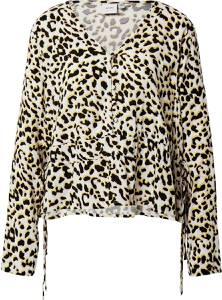 Ichi blouse Geel-L