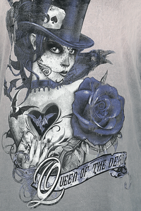 Alchemy England Queen Of The T-Shirt