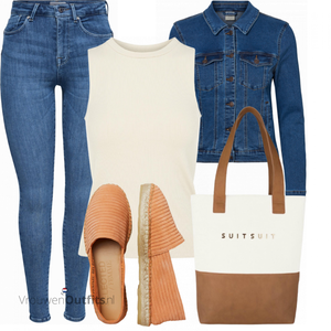 Coole Outfit Voor De Zomer VrouwenOutfits.nl