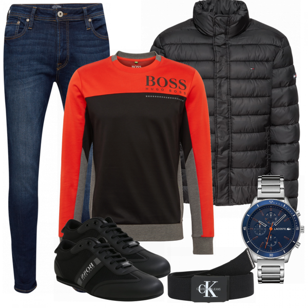Maenner Outfits Boss MaennerOutfits.de