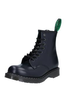 Solovair Boots ''8 Eye'' navy